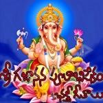 Sri Gajanana Pulabishekam