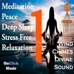 Divine Peaceful Wind Chimes for Meditation And Deep Sleep