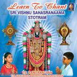 Learn To Chant Sri Vishnu Sahasranaama Stotram