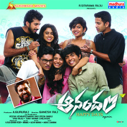 Anandam songs