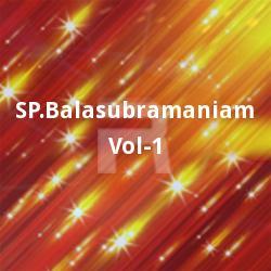 SP. Balasubramaniam Vol - 1 songs