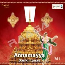 Annamayya - Vol 1 songs