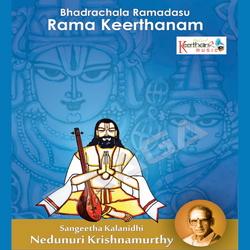 Bhadrachala Ramadasu Rama Keerthanam songs