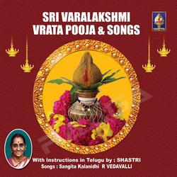 Varalakshmi Vrata Pooja With Telugu Instructions songs