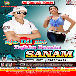 Aja Dil Me Tujhako Basalu Sanam songs