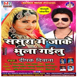 Sasura Me Jaake Bhula Gailu songs