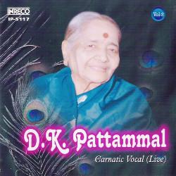 DK. Pattammal - Vol 2 songs