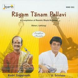 Ragam Tanam Pallavi - Vol 2 songs
