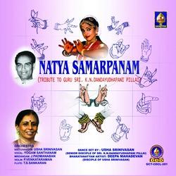 Natya Samarpanam songs