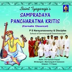 Sampradaya Pancaratna Kritis songs