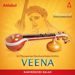 Pancharathna Krithis Veena songs