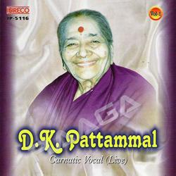 DK. Pattamal (Live) - Vol 1 songs