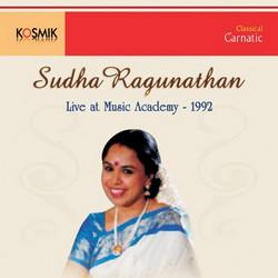 Sudha Ragunathan (Vocal Live) - 1992 songs