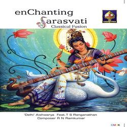 Enchanting Sarasvati Classical Fusion songs