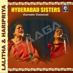 Hyderabad Sisters - Carnatic Classical songs