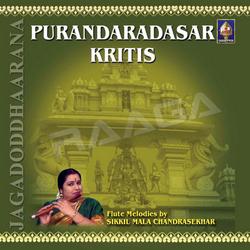 Purandaradasar Kritis songs