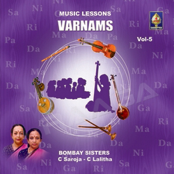 Varnams - Vol 5 songs