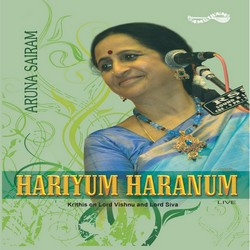Hariyum Haranum - Vol 1 songs