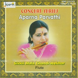 Aparna Parvathi Vol 1 & 2 Concert Series songs