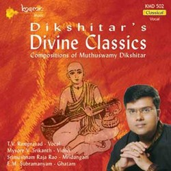 Dikshitar Divine Classics songs