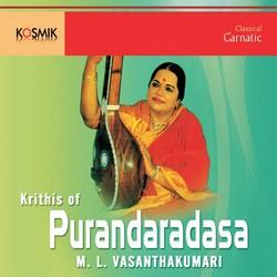 Krithis Of Purandaradasa songs