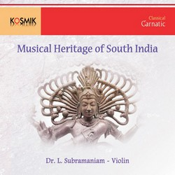 Musical Heritage Of South India songs