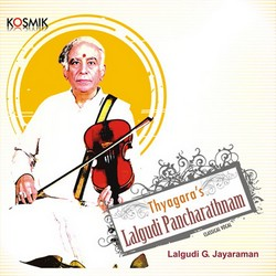 Thyagaraja Lalgudi Pancharathnam songs