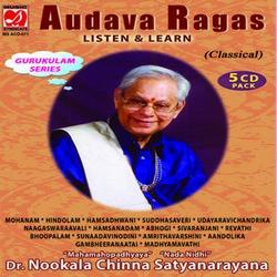 Listen - Learn Audava Ragas songs