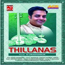 Thillanas songs