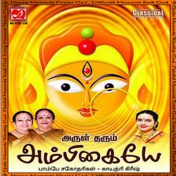 Arul Tharum Ambigaye songs