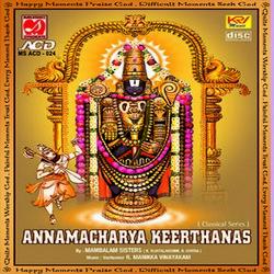 Annamacharya Keerthanas songs