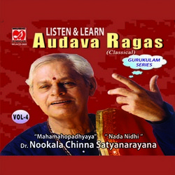 Listen And Learn Audava Ragas - Vol 4 songs