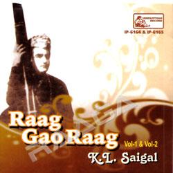 Raag Gao Raag - Vol 1 songs