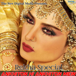 Ankhiyon Hi Ankhiyon Mein - Rekha Special songs