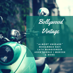 Bollywood Vintage - Almost Unheard songs
