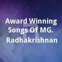 Award Winning Songs Of MG. Radhakrishnan songs