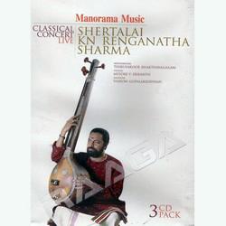 Classical Concert Live - Shertallay KN. Renganatha Sharma (Vocal) songs