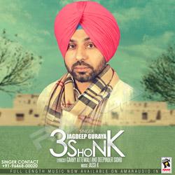 3 Shonk songs