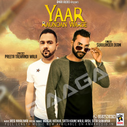 Yaar Raundan Warge songs