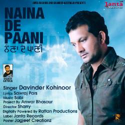 Naina De Paani songs