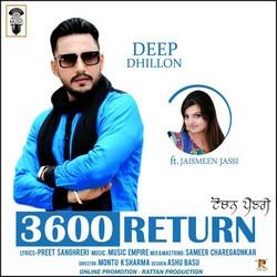 3600 Return songs