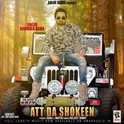 Att Da Shokeen songs