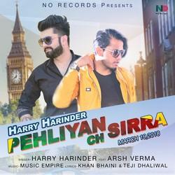 Pehliyan Ch Sirra songs