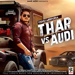 Thar Vs Audi songs