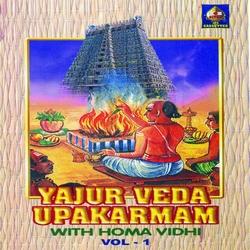 Yajur Veda Upaakaramam songs