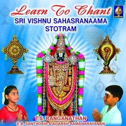 Sri Vishnu Sahasranaama Stotram - Vol 1 songs
