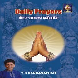Daily Prayers Nitya Paaraayana Stotram - Vol 1 songs