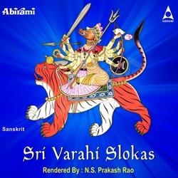 Sri Varahi Slokas songs