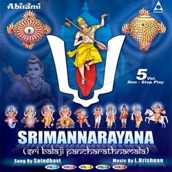 Sriman Narayana - Vol 1 songs