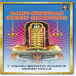 Rare Sooktaas - Vedic Chanting songs
